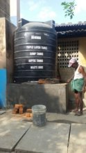 Water tank replacement and plumbing works by Bhumi