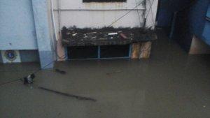 SISTWA Home under 8 feet of water