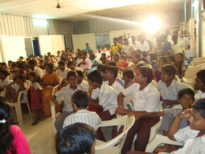Assembly of Children in function on June 19,2016