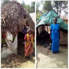 Living conditions of benficiaries