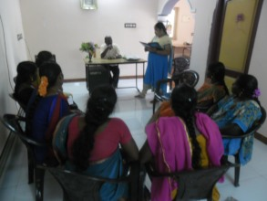 Group Discussion and Ideas from Women Leaders