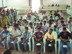 Education materials distributed to rural Children