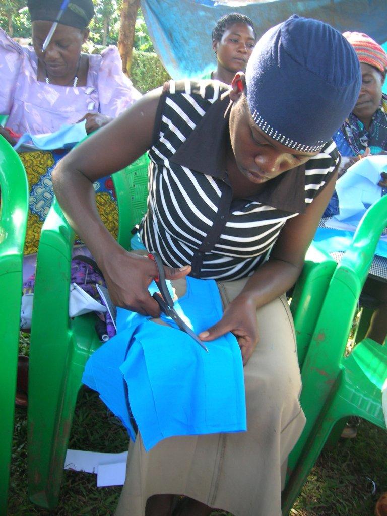 Help Sharon fulfil her Nursing dream