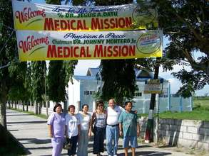Medical Mission with Physicians for Peace