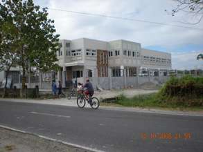 Clinic on the main highway