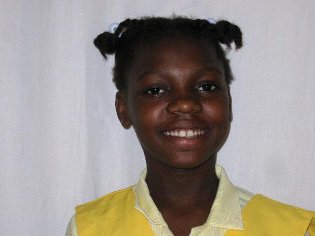 Give Mudoleine a Year of School
