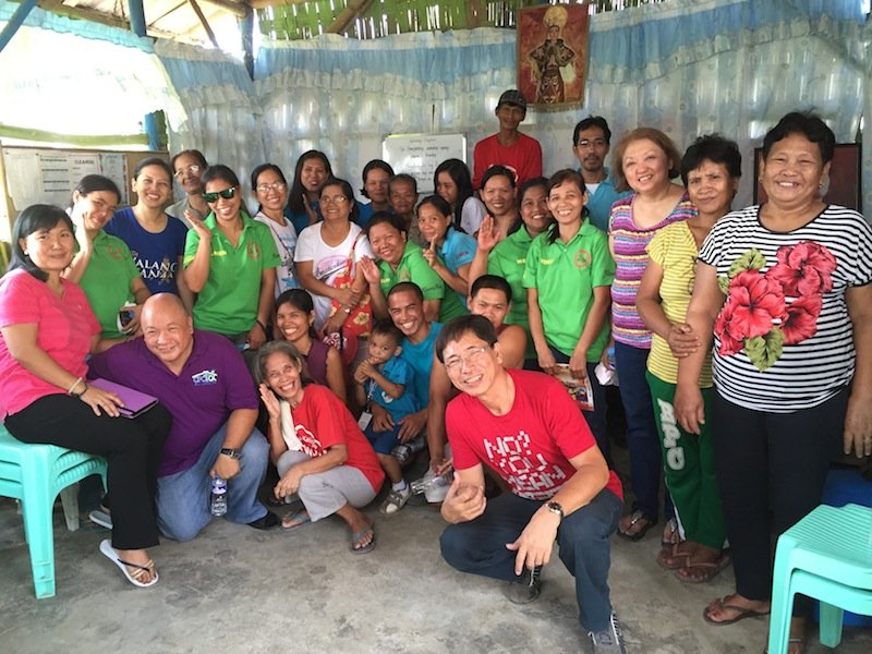 Help Bring a Philippine Community Out of Poverty