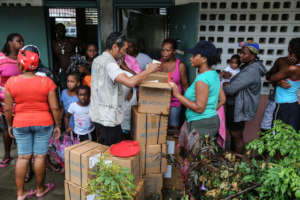 27 Sept 2017, Dominica. UNICEFLACRO/2017/MMGONZAL
