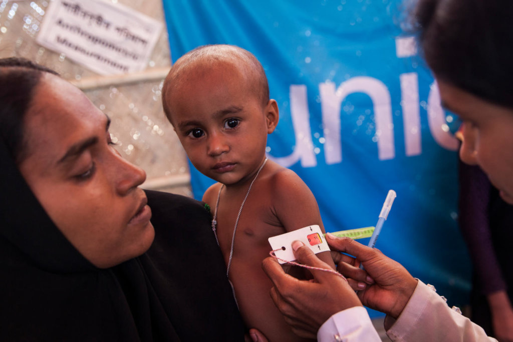 UNICEF Emergency Response