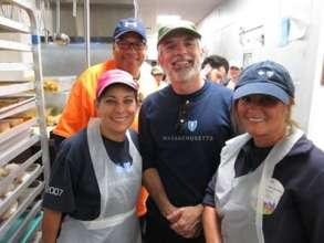 Community Servings Volunteers