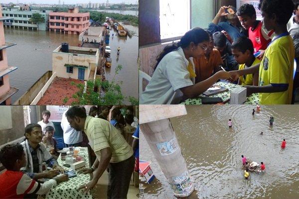 Chennai floods- Help children rebuild their lives