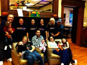 Volunteers at the Yawkey Family Inn