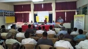 Workshop at Dapoli