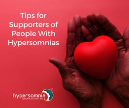 Hypersomnia Foundation's Virtual Event