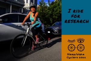 Sleep/Wake Cyclers Bike Team