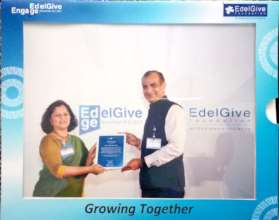 An Award by Edelgive