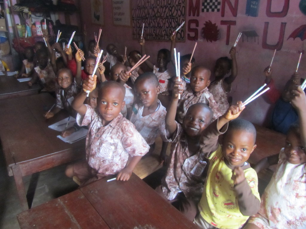 Educate the Next Generation of Leaders in Freetown