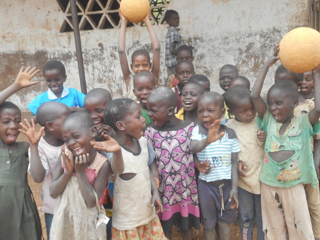 Educate 60+ Vulnerable Children in DR Congo