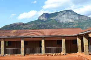 Our latest school redevelopment at Ngambenyi