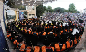 Graduate Students at the Technion