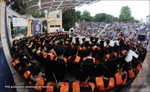 Phd Graduation Ceremony
