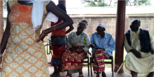 Community Senisitization Meeting