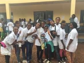 Youth at Summer Camp