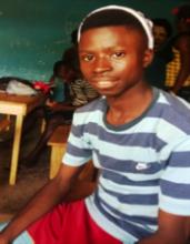 Idrissa - A Student in Guinea