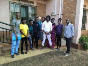 MindLeaps Guinea Teachers arrive in Kigali