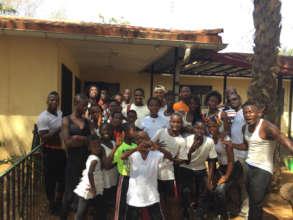 2017-18 MindLeaps Guinea students