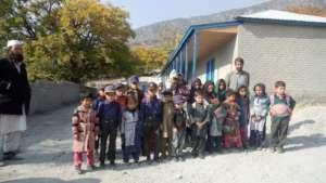 Children in Diamer