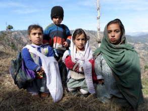 Disable children of Balakot, District Mansehra,KPK