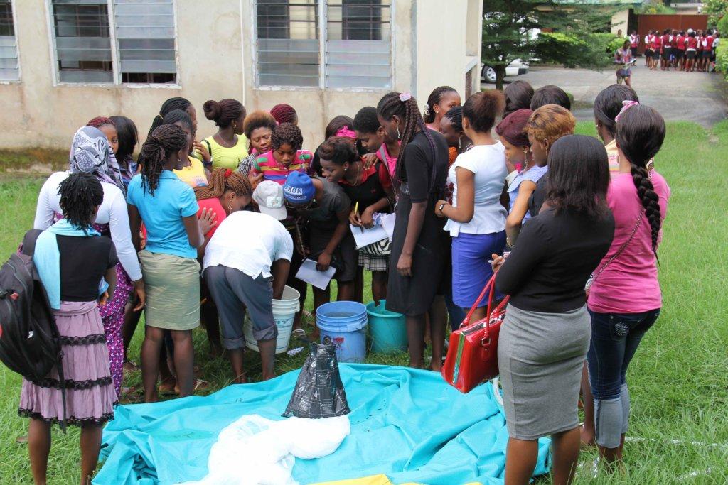 Entrepreneurship Skills Training for Young Women