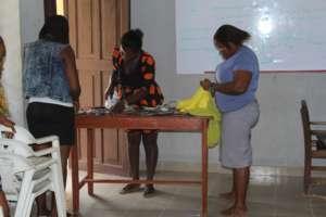Sewing Skills Training