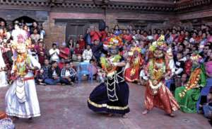 Dashain celebrations in Nepal -The Himalayan Times