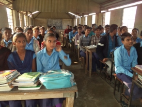 Increased participation of girls