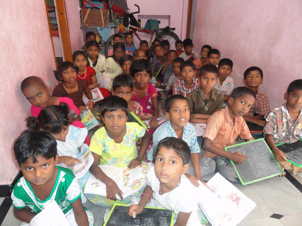 Sponsor Education Material for Orphan Children