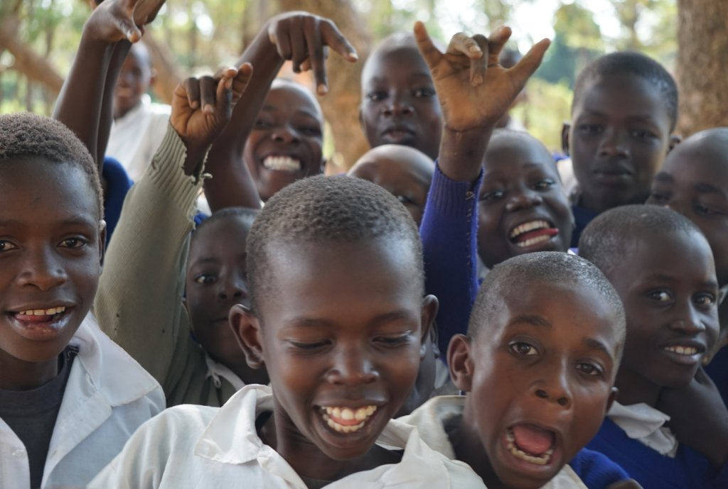 Education for Kids in Kenya - Giving Hope!