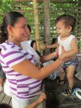 Puerto Barrios, Guatemala Diaper Drop