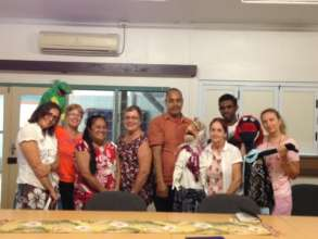 USP Center for Arts and Pacific Culture/VPF Team