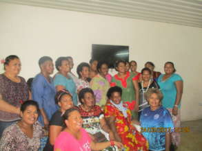 Women meeting to be involved as Peacemakers
