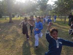 Trip to Jallo Park, Lahore