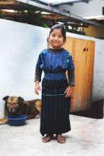 Lyzania at Mayan Families Head Quarters