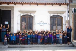 Gracias from San Antonio Preschool Class of 2017!