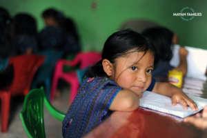 San Antonio Preschool Student