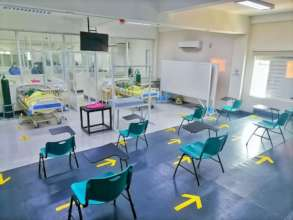 Classrooms are ready with new protocols