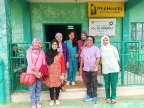 MSU Nursing School assists Rural Health Stations