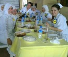 Nursing school faculty