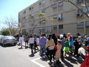 Purim Parade
