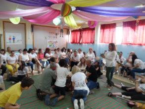 Shavuot Holiday activity